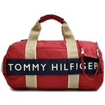 TOMMY HILFIGER�i�g�~�[�q���t�B�K�[�j HARBOUR POINT II�i�n�[�o�[�|�C���g2�j �~�j�_�b�t�� RED/NAVY