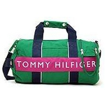 TOMMY HILFIGER�i�g�~�[�q���t�B�K�[�j HARBOUR POINT II�i�n�[�o�[�|�C���g2�j �~�j�_�b�t�� KELLY GREEN/BERRY