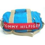 TOMMY HILFIGER�i�g�~�[�q���t�B�K�[�j HARBOUR POINT II�i�n�[�o�[�|�C���g2�j �~�j�_�b�t�� AZURE BLUE/ CHERRY RED
