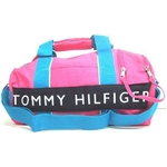 TOMMY HILFIGER�i�g�~�[�q���t�B�K�[�j HARBOUR POINT II�i�n�[�o�[�|�C���g2�j �~�j�_�b�t�� HOT PINK/ NAVY