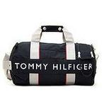 TOMMY HILFIGER(トミーヒルフィガー) HARBOUR POINT II(ハーバーポイント2) ミニダッフル BLACK/ BLACK