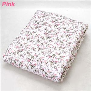 シルク綿 掛け布団 シングル ピンク