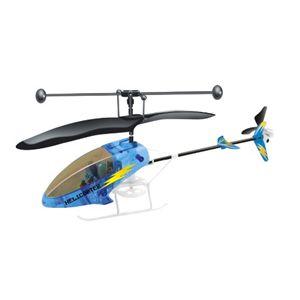 赤外線ミニヘリコプター ブルー