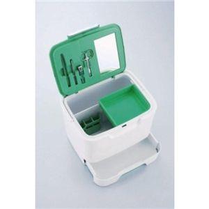収納上手な救急箱(救急セット付)
