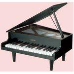 河合楽器 グランドピアノ黒1114 (ミニピアノ)
