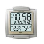 CASIO(カシオ) waveceptor 温度・湿度計付き電波壁掛け時計 ID-24J-8JFの詳細ページへ