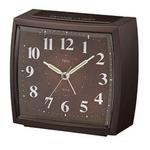 Felio(フェリオ) カンナ スタンダード置き時計 FEA133BR 3個セット