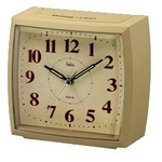 Felio(フェリオ) カンナ スタンダード置き時計 FEA133N 3個セット
