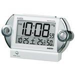 SEIKO(セイコー) 超大音量目覚まし時計 ライデン NR522W ホワイトの詳細ページへ