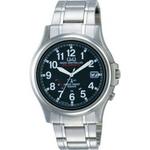 CITIZEN(シチズン) 腕時計 Q&Q HG00-205 ブラック 【電波時計】