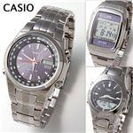 CASIO(カシオ) 腕時計 DB-E30D-1AJF/データバンク・ブラック