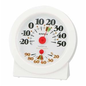 EMPEX(エンペックス) 花粉対策 温・湿度計 TM-2683