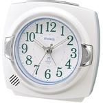 MAG(マグ) メロディ アナログ目覚まし時計 ホワイト T-712WH-Z/カペルマの詳細ページへ
