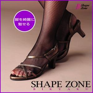 シェイプゾーン BIKYAKU ブロンズ Mサイズ 外反母趾対策