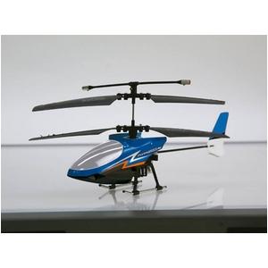 赤外線通信 ラジコンヘリコプター FLYING STAR 4S フライングスター ブルー