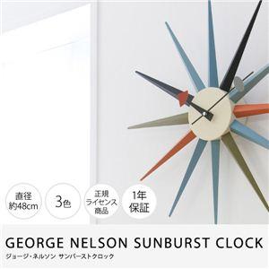 GEORGE NELSON SUNBURST CLOCK ジョージ・ネルソンサンバーストクロック(NT) マルチ