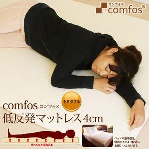 comfos (コンフォス) 低反発マットレス 4cm