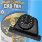 ソーラーパワー カーベンチレーター