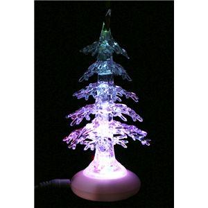 USB対応 LEDクリスマスツリーライト