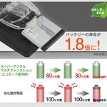 携帯用マルチ充電器ダブルチャージ用セット