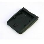 マルチバッテリー充電器〈エコモード搭載〉 VW-VBD140(パナソニック)、DZ-BP14(日立)用アダプターセット USBポート付 変圧器不要