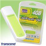 Transcend USB メモリー JetFlash V60 4GB