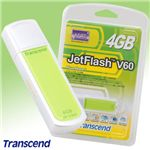 Transcend USB���꡼ V60 4GB