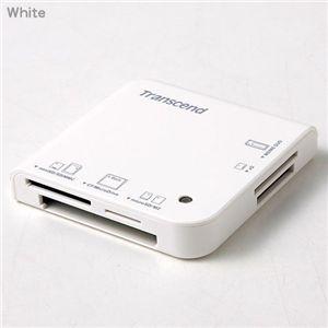 Tanscend microSD 2GB+カードリーダーM5セット White