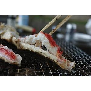 北海道『よくばり』BBQセット タラバ付き(4人前〜6人前)