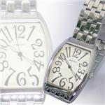 ジョルジュレッシュ 紳士 3針メタル腕時計 GR-14001-03 シャンパン