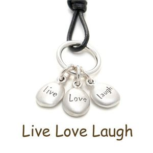 DOGEARED WORD JEWELS/LIVE・LOVE・LAUGH