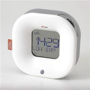【もっと快適な朝をあなたに】aXbo Sleep Phase Alarm Clock(アクスボ スリープ アラーム クロック)