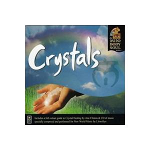 【Crystals (クリスタルズ)】ヒーリング音楽NEW WORLD