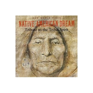 【Native American Dream CD】ヒーリング音楽NEW WORLD