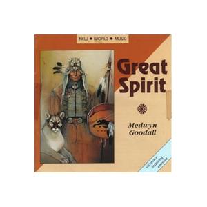 【GREAT SPRIT (グレート・スピリット)】ヒーリング音楽NEW WORLD