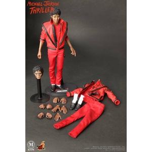 【マイコン】1/6スケールフィギュア 『マイケル・ジャクソン』(「スリラー」版)Michael Jackson (Thriller)