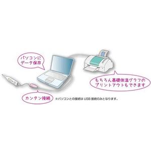 電子基礎体温帳 マドンナライフ2(MU-02)