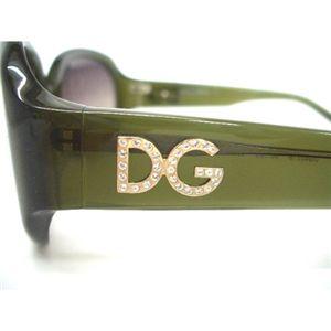 01ドルチェ&ガッバーナ サングラス DG4021B-507/8G・スモークグラデーション×クリアカーキ【B】