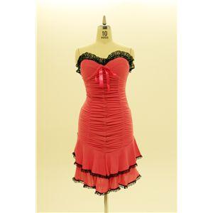 ナイトドレス ミニワンピース ピンク