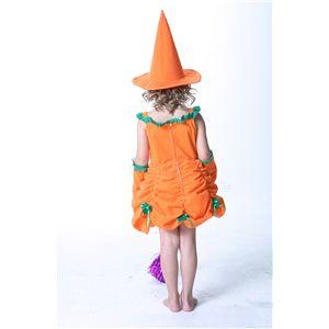 オレンジパンプキン 子供140