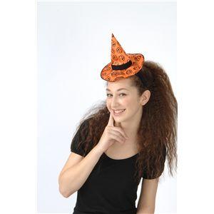 パンプキン帽子カチューシャ