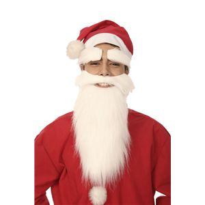 サンタさんのヒゲ