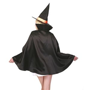 魔女セット 黒 Ladies