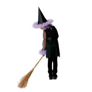 パープルシールウィッチ 黒/紫 子供 120