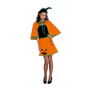 パンプキンセットオレンジ Ladies