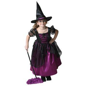 メロディドレス 紫 子供 120