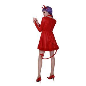フレアリーデビル 赤 Ladies