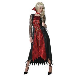 レーシーウィッチ 黒/赤 Ladies