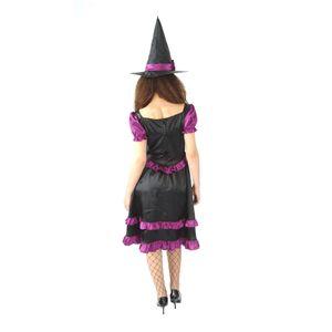 フェアリーウィッチドレス 紫 Ladies