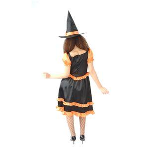 フェアリーウィッチドレス オレンジ Ladies